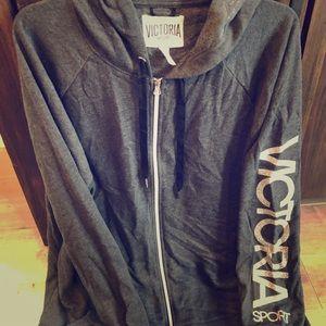 Victoria Sport full zip hoodie-L